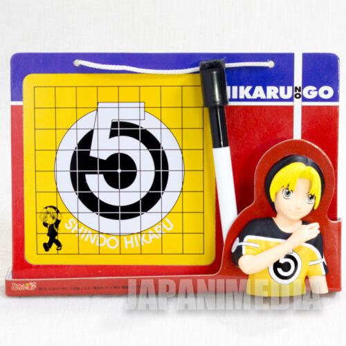 Hikaru no Go Message Board Hikaru Shindo ver. JAPAN ANIME JUMP