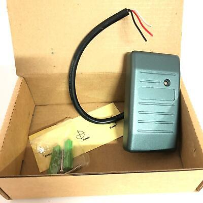 125khz Wiegand 26 Rfid Card Proximity Em Id Reader For Access Control Hm6003 R