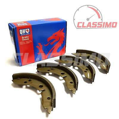 Rear Brake Shoes set of 4 for AUSTIN HEALEY SPRITE MK 1 948cc - 1958-1961 - QH