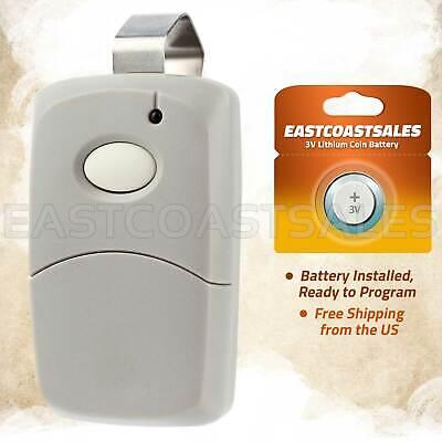 For Digi-Code 1 Button Visor Transmitter 300mhz - Multicode - 1 Button Visor Transmitter