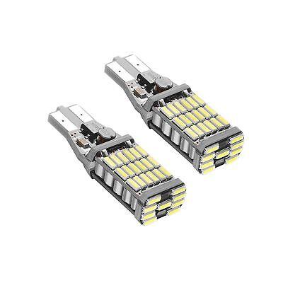 Rayhoo 2pcs 1000 lumens Extremely Bright Canbus Error Free 921 912 T10 T15 AK...