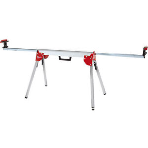 Milwaukee 48-08-0551 Folding Miter Saw Stand Lighter Weight (<40lbs) New