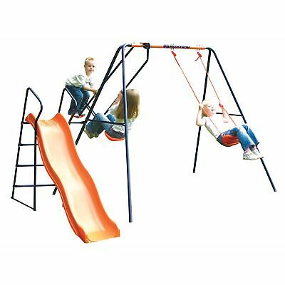 Hedstrom Saturn Swing, Glider and Slide Set – Kids/Children 3+ tweedehands  verschepen naar Netherlands