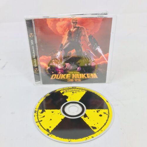 Computer Games - Duke Nukem 3D - VTG PC Computer Software/Game - 3D Realms, Mint Disc, Free Ship