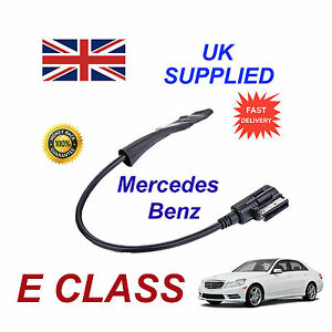 Mercedes e class 2009 bluetooth audio music adapter for for Bluetooth adapter for mercedes benz e350