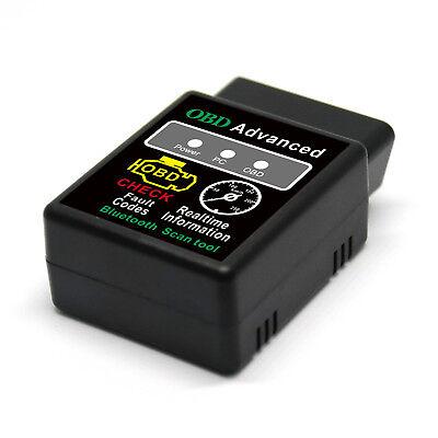 Elm327 V2 1 Obd 2 Obd Ii Car Auto Bluetooth Diagnostic Interface Scanner Android