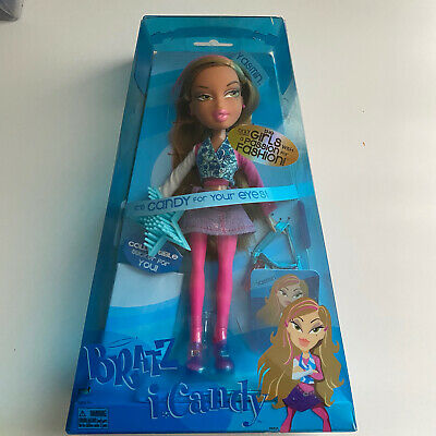 Bratz iCandy Yasmin Doll Never Removed From Original Box