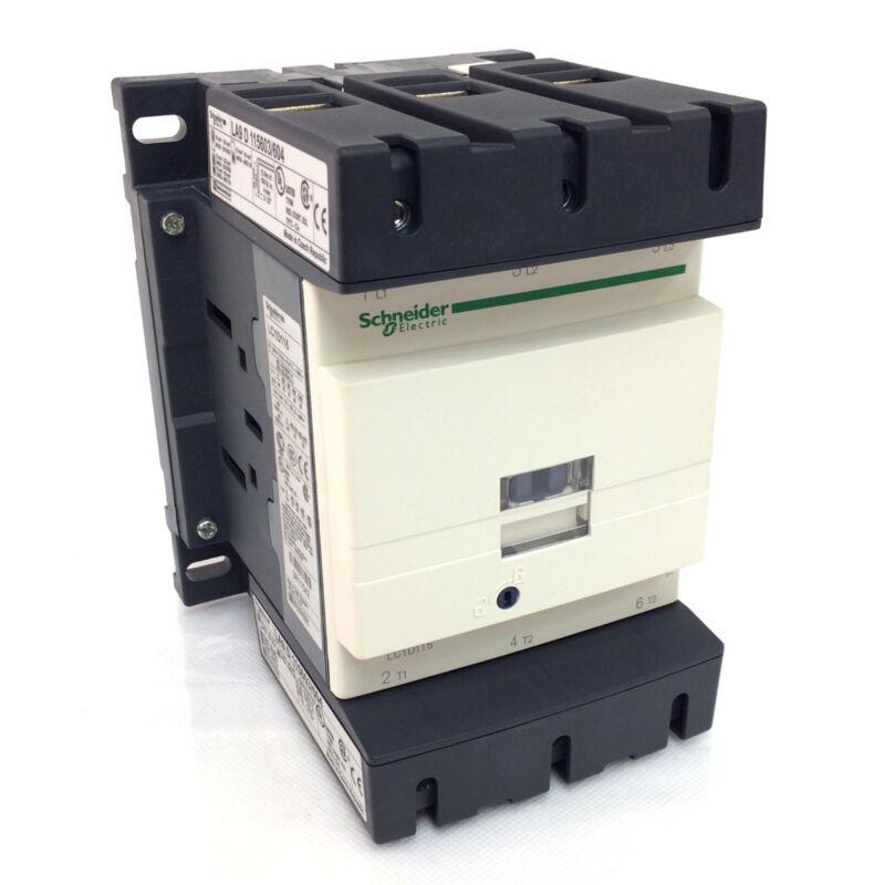Contactor LC1D50F7 042139 Schneider 22kW 110VAC LC1D50F7