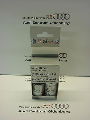 Original VW und Audi Lackstift Set LX7W; Eissilber-metallic, Lackstift X7W online kaufen