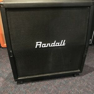 USA Randall 4x12 cab not working