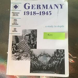 Year 11/12 textbook - Germany 1918- 1945 East Cannington Canning Area Preview