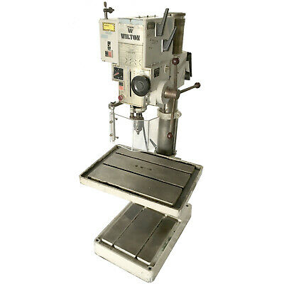 Will Ship Wilton 24500 25 Industrial Geared Head Drill Press 230v 3ph