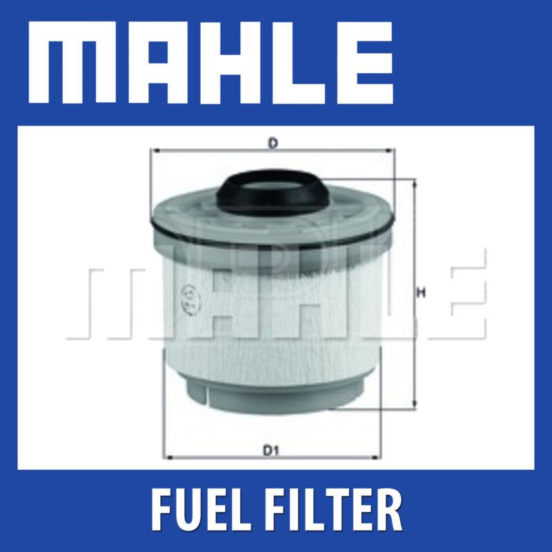 Mahle Fuel Filter KX268D - Fits Lexus IS220, Toyota Hi-Lux - Genuine Part