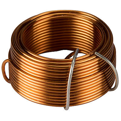 Jantzen 1948 0.10mh 18 Awg Air Core Inductor