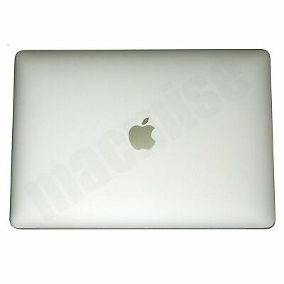"""NEW LCD Screen Display Assembly Silver MacBook Pro 13"""" M1 A2338 2020"""