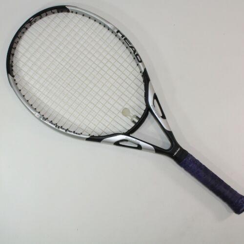 Head Flexpoint Metallix 6 Os Tennis Racquet 4 3/8 Grip