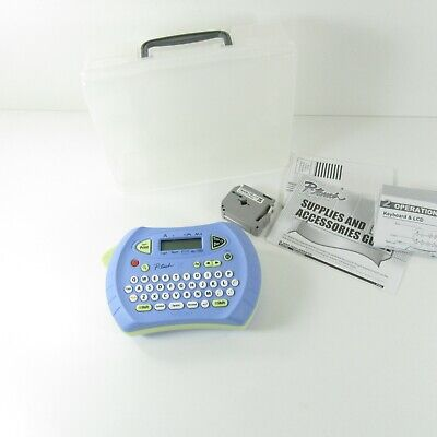 Brother P-touch Pt-70 Label Maker Thermal Printer