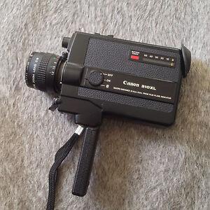 Canon 310 XL - Vintage Portable Video Camera North Melbourne Melbourne City Preview