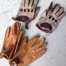 VINTAGE LEATHER GLOVES Queanbeyan Queanbeyan Area Preview