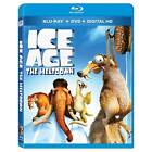 Widescreen Ice Age: The Meltdown Blu-ray Discs