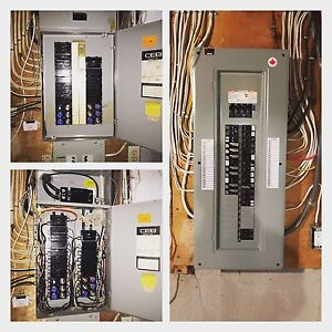 Master in electrician