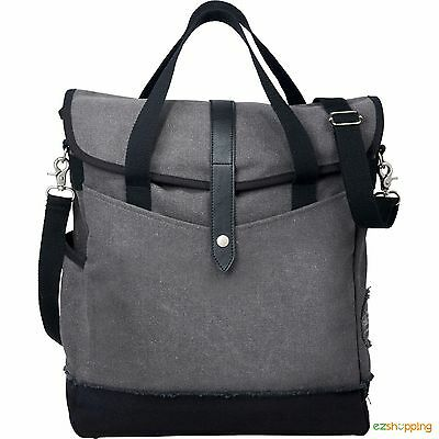 "Flap Grey zipper Fashion Style Field & Co.® Hudson 14"" Lapt"