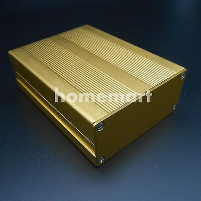 Aluminum Project Box Enclosure Case Electronic Diy Instrument Case 100x76x35 Mm