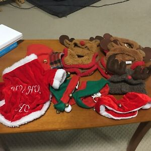 Holiday pet clothes - small dogs
