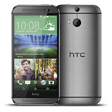 HTC One M8 32GB Gray 4G LTE GSM (AT&T, ... OEM Unlocked) Smartphone Android - FR