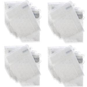 20 Bags for Vorwerk VK135 VK136 Vacuum Cleaner Hoover Microfibre Bags
