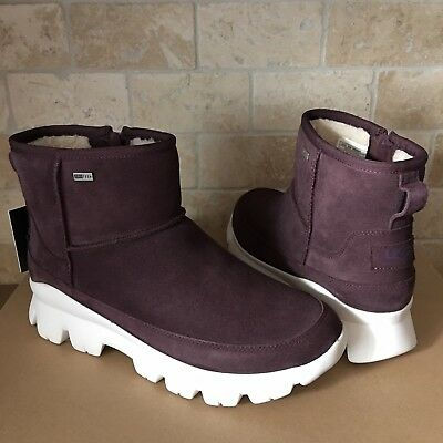 UGG PALOMAR WATERPROOF PORT SUEDE SNOW SNEAKERS SHOE ANKLE BOOTS SIZE 7.5 WOMENS