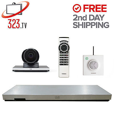 Ciscotandberg C20 Complete System With Precision 4x Camera