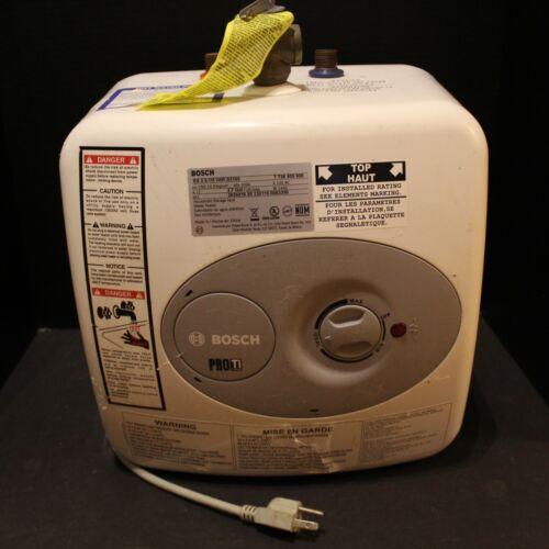 Bosch 2.7 Gal Water Heater Mini Small Under Sink ES2.5-1MWIRS3100 Pro Ti 120V #1