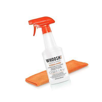 WHOOSH! Screen Cleaner Kit - Best for Smartphones, iPads, Eyeglasses,