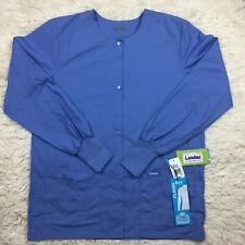 Landau 7525 Women's Warm-up Jacket, Ciel Blue, Size: M ...