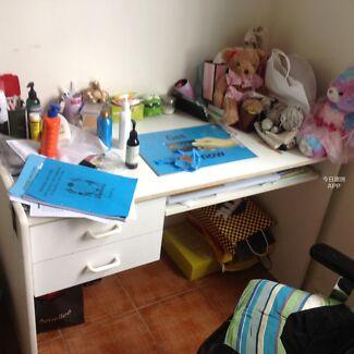 Two Study Desks