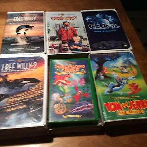 VHS Walt Disney  the master piece collection