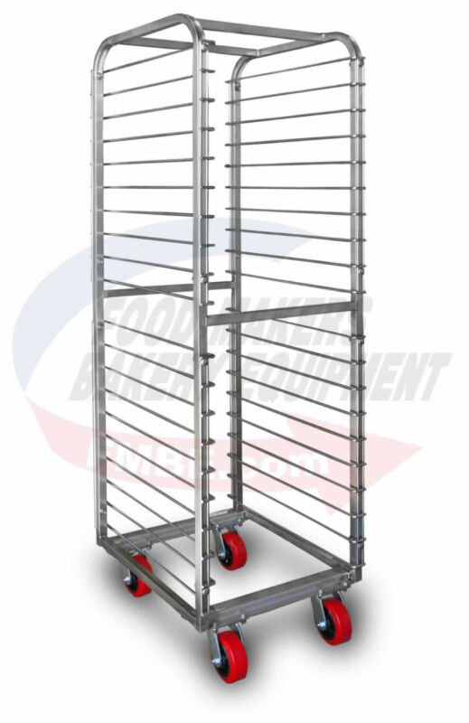 Stainless Wire Pan Rack 36 Slides