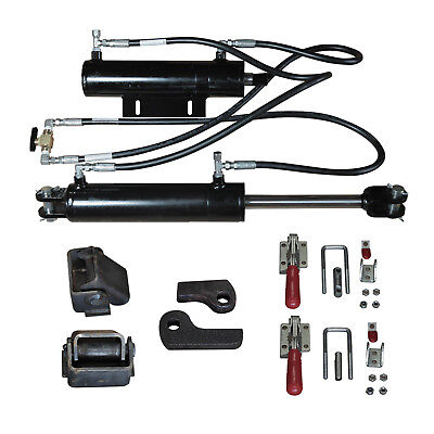Gravity Tilt Deck Kit With Cylinder Assembly For Trailers