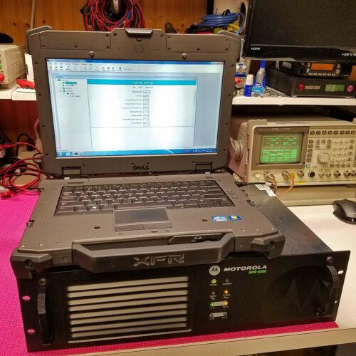 MOTOROLA XPR8300 UHF REPEATER 403-470MHz 45W DIGITAL DMR HAM RADIO/BUSINESS/GMRS