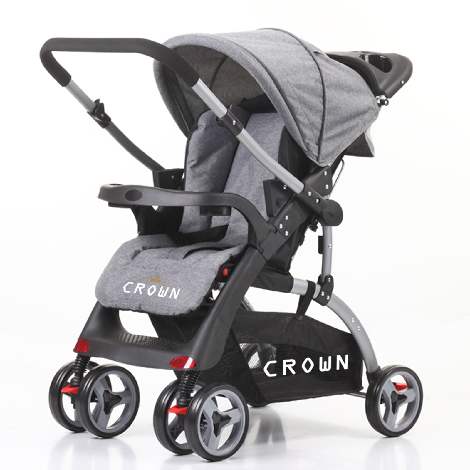 TravelSystem Kinderwagen Karre 2 Dual-Way Richtungen vorwärts Rückwärts möglich
