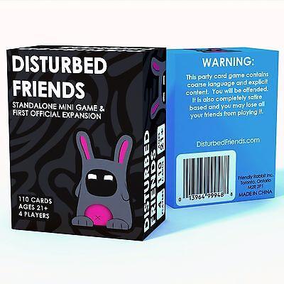 Disturbed Friends   Mini Game Expansion  Nib  18   Friendly Rabbit Inc
