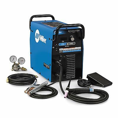 Miller Diversion 180 Acdc Tig Welder 2100.00 After Rebate