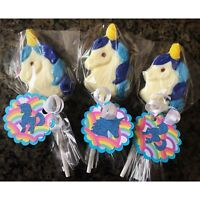 Party Favours or Loot Bags— Chocolate Lollipops