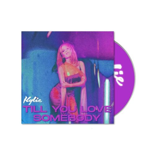 "Kylie Minogue ""Till You Love Somebody"" Promo CD in Card Sleeve - Rare - 2020"