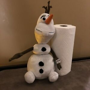 Olaf 3 pc puzzle stuff toy