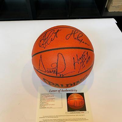 94cf44da407a 1993–94 Chicago Bulls Team Signed Spalding NBA Game Basketball 15 Sigs JSA  COA