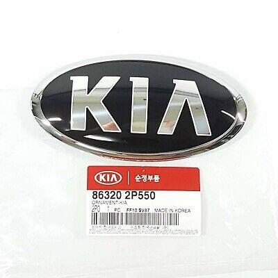 Genuine 863202P550 Rear Trunk Tail KIA Logo Emblem For KIA SORENTO 2014-2015