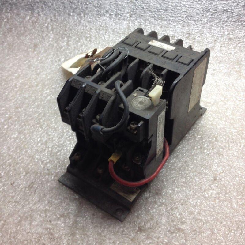 (H3-5) FUJI ELECTRIC 1RCOFOA CONTACTOR