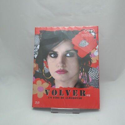 Volver BLU-RAY w/ Slipcover